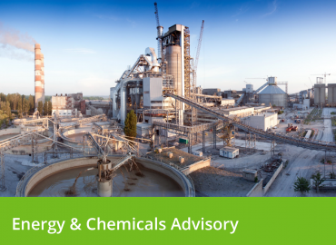 Digitalization in the energy and chemicals sectors